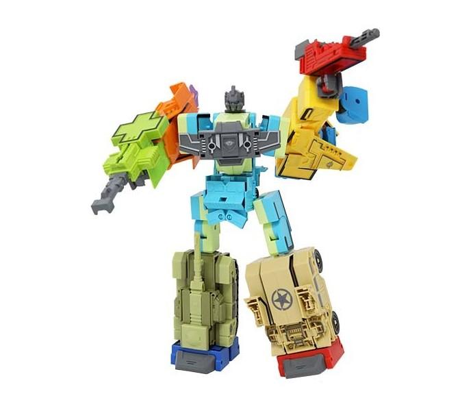 Numberbots | GigaRobot Commando