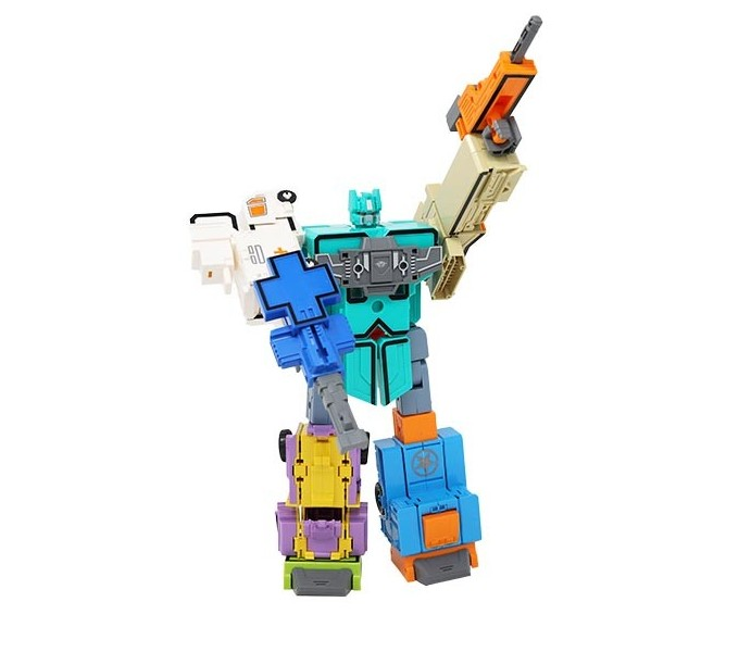 Numberbots | GigaRobot 2Force