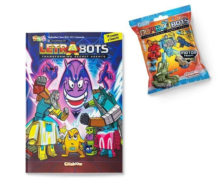 Speciale 03: il ladro di Numberbots