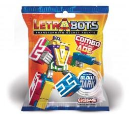 Letrabots Combo Big Robot |Big Robot ADE
