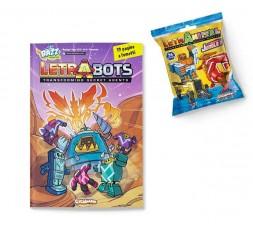 Letrabots 02: Big Robots...