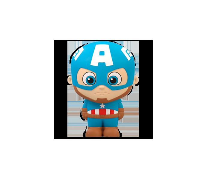 Marvel Avengers Puzzle Palz 3D | Captain America