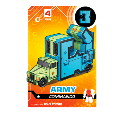 Numberbots | 3 Army + per