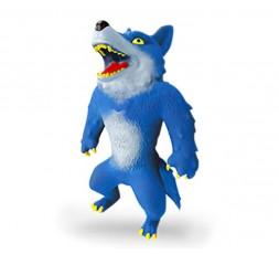 Elastikorps | Wolfy Blu