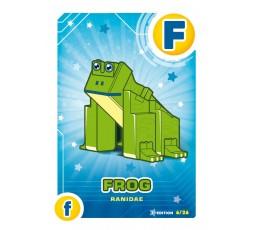 Letrazoo F Frog