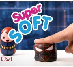 Marvel Puniz Squishy Battle   Miles Morales