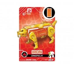 Letranimal Jurassik Combo   I Iron