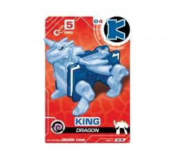 Letranimal Jurassik Combo | K King
