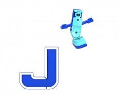 Letrabots Combo Big Robot MOK   J Jedi