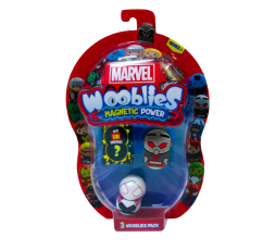 Marvel Wooblies | Blister 3 pz - Antman