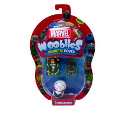 Marvel Wooblies | Blister 3 pz - Black Panther