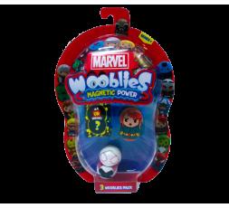 Marvel Wooblies | Blister 3 pz - Black Widow