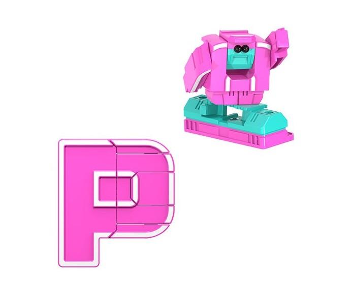 Letrabots Combo Big Robot MOK | P Pyro