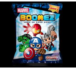 Marvel Boomez   Captain America speciale CHROME