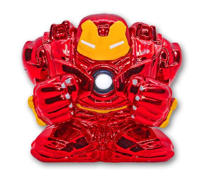 Marvel Boomez | Hulkbuster speciale CHROME