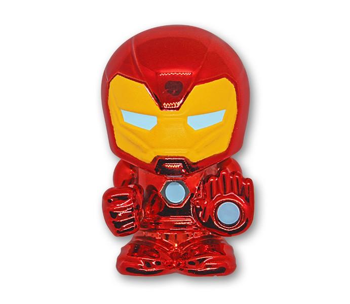 Marvel Boomez | Iron Man speciale CHROME