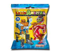 Letranimal Solar Power | Welcome to the Jungle