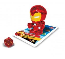 Marvel Boomez   Iron Man speciale CHROME