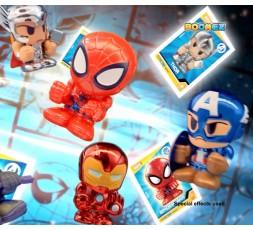 Marvel Boomez | Avengers Costa Ovest