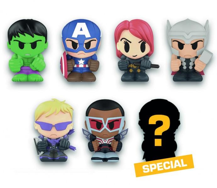 Marvel Boomez | Avengers Costa Est