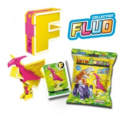 Letranimal Fluo Collection   Welcome to the Jungle
