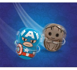 Marvel Wooblies Collector Box