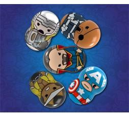 Marvel Wooblies Crazy Arena