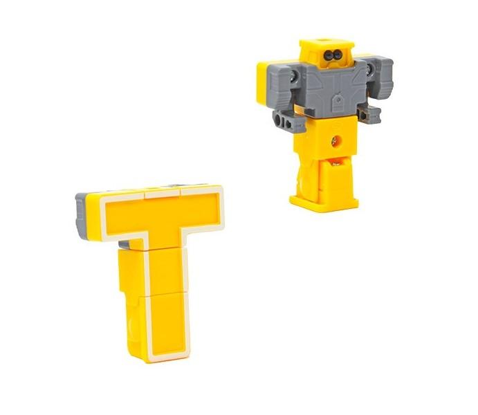 Letrabots Combo Big Robot ZUR | T Thunderbot