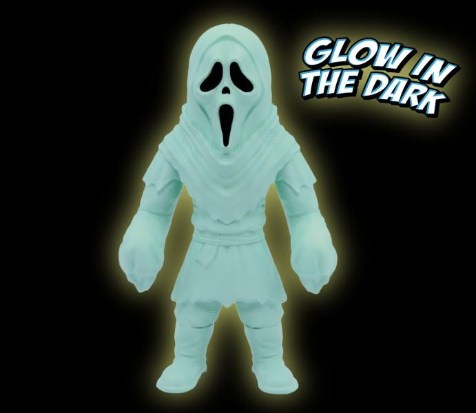 Elastikorps 3 | Ghost special GLOW IN THE DARK