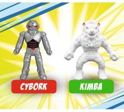 Elastikorps 3 | Cybork + Kimba