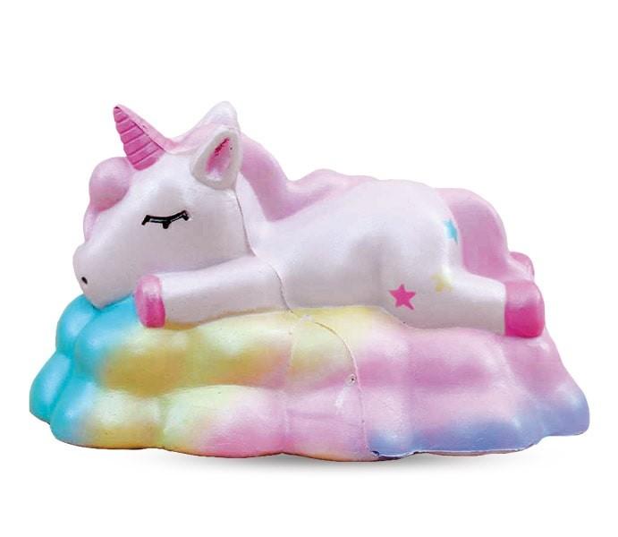 Pushy Pushy | Unicorno addormentato
