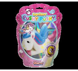 Pushy Pushy | Unicorno in volo