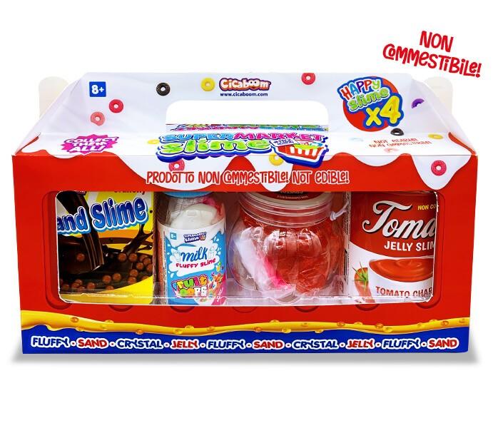 Supermarket Slime Food   Cestello 2