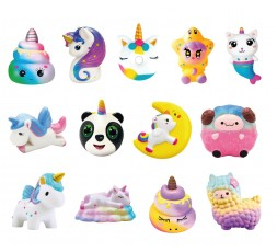 Pushy Pushy Squishy   Complete collection