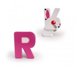 Letrazoo R Rabbit
