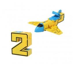 Numberbots | 2 Jet + meno