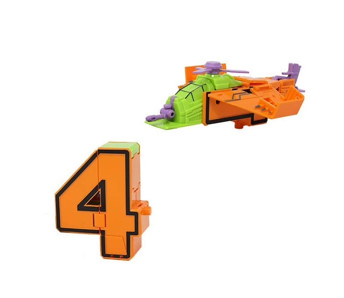 Numberbots | 4 Apache + più
