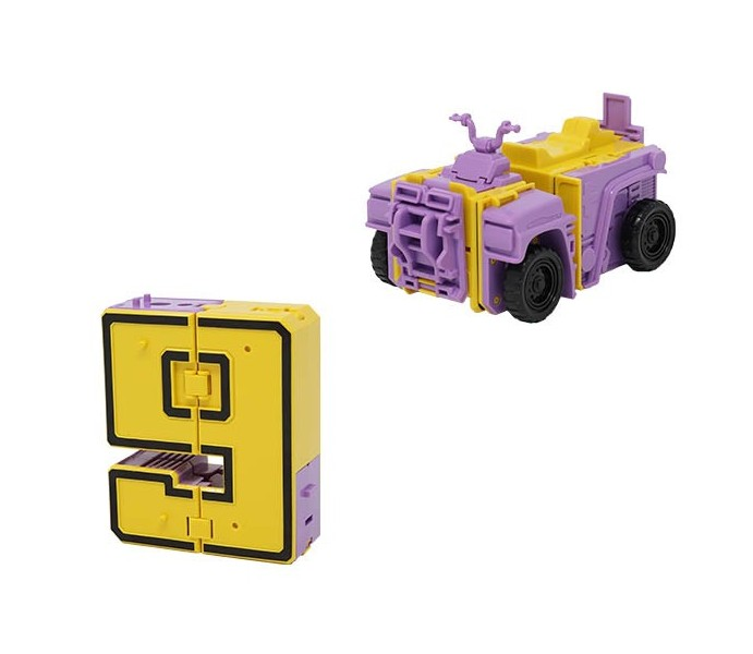 Numberbots | 9 Quad