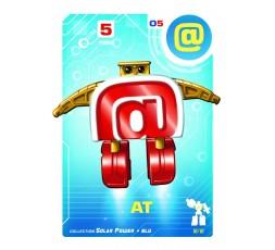 Letrabots Combo Big Robot ZUR | @ AT