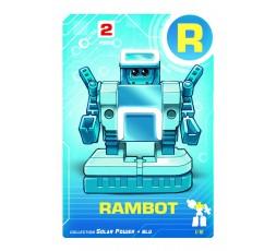 Letrabots Combo Big Robot ZUR   R Rambot