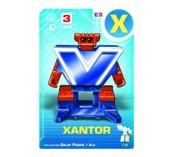 Letrabots Combo Big Robot ZUR   X Xantor