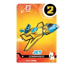 Numberbots | 2 Jet + diviso