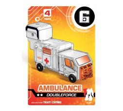 Numberbots   6 Ambulance + plus