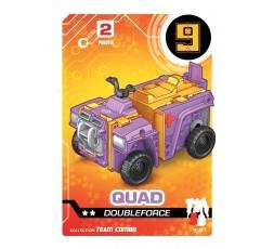 Numberbots | 9 Quad + equals