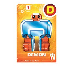 Letrabots Combo Big Robot ADE | D Demon