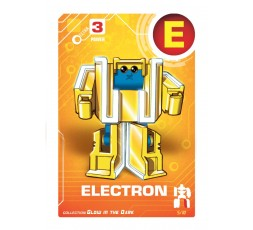 Letrabots Combo Big Robot ADE | E Electron