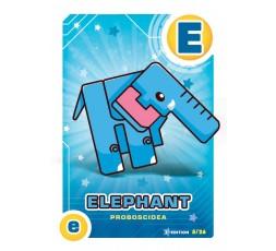 Letrazoo E Elephant