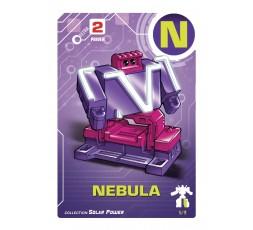 Letrabots Combo Big Robot MOK | N Nebula
