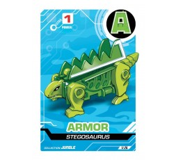 LetrAnimal Solar Power Collection Armor