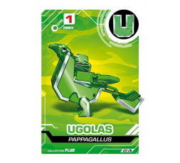 LetrAnimal Fluo Collection  Ugolas